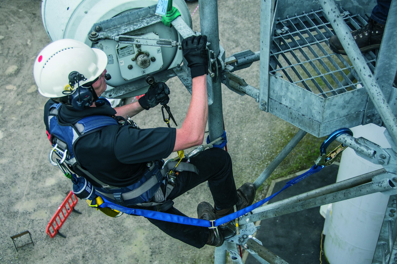 Güvenli Yüksekte Çalışma 2. Seviye